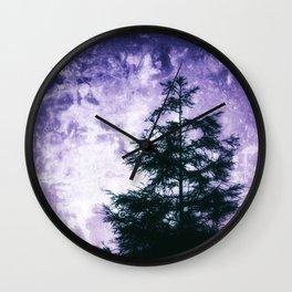 Mystic Wisdom Wall Clock