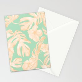 Tropical Getaway Stationery Cards