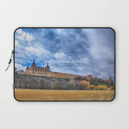 Ducal palace at Lerma, Castile and Leon. Spain. Laptop Sleeve