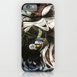 Black Butler Undertaker iPhone Case