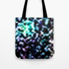 Zoomed in Universe Tote Bag