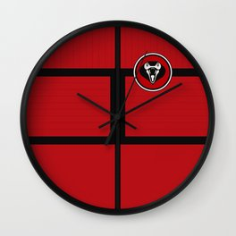 Kobra Kid Outfit Wall Clock