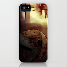 The Beginning of The End iPhone Case