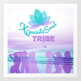 XQuisite Soul Tribe Art Print