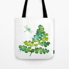 Dragonfly One Tote Bag