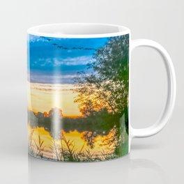 Sunset at The Fens, Norfolk, U.K Coffee Mug