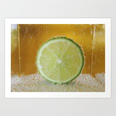 Places  Art Print