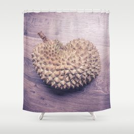 spines heart Shower Curtain