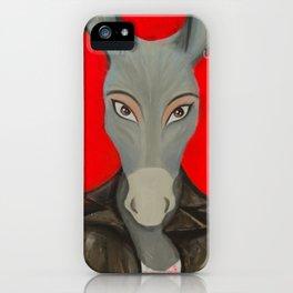 Eselinchen iPhone Case