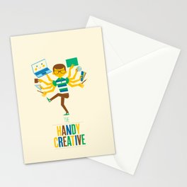 The Handy Creative Stationery Cards