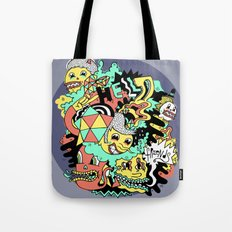 Hello Friends Tote Bag