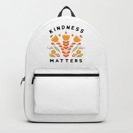kindness matters Backpack