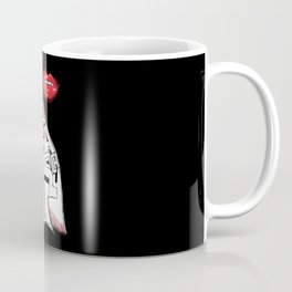 Disposable Philosophy Coffee Mug