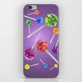 Lollipop iPhone Skin