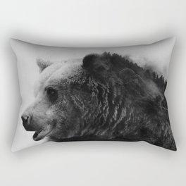 Big Bear #4 Rectangular Pillow