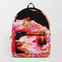 Unreal Hibiscus Backpack