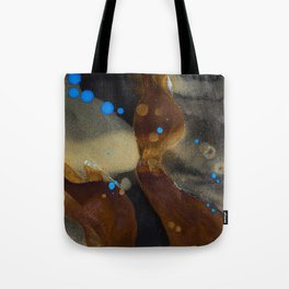 joelarmstrong_rust&gold_048 Tote Bag