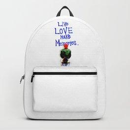 Live Love Make Memories, G-Dragon... Backpack