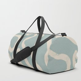 Organical shapes #443 Duffle Bag