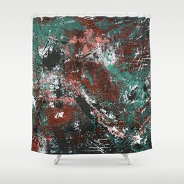 The Search Shower Curtain