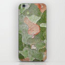 Lacebark Pine Bark iPhone Skin
