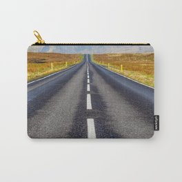 Road to Nowhere. Carry-All Pouch