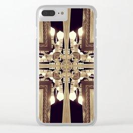 Urban Light Noir Clear iPhone Case