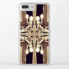 Urban Light Noir Clear iPhone Case
