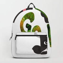GO VEGAN Backpack