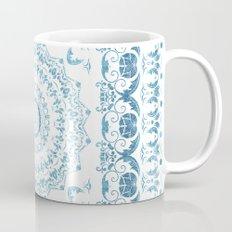 In Blue (Pattern Mandala) Mug