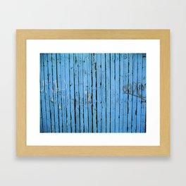 Temporary Landscapes Series Framed Art Print