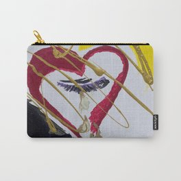 Crying Heart Carry-All Pouch