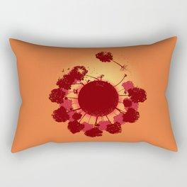 Revenge  Rectangular Pillow