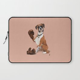 The Boxer (colour) Laptop Sleeve