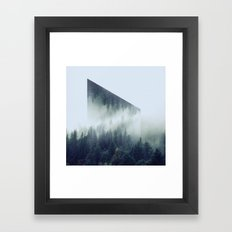 I'd swear I could touch it and it would be real.  Framed Art Print