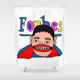 Forbes Shower Curtain