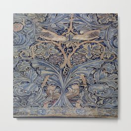 Art work of William Morris 8 Metal Print