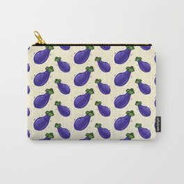 Falling Brinjals Carry-All Pouch