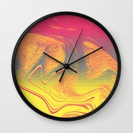 noisi water Wall Clock