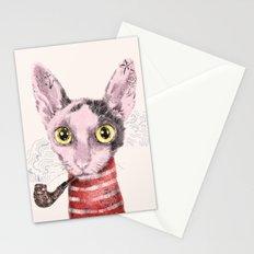 Mr.Rex Stationery Cards