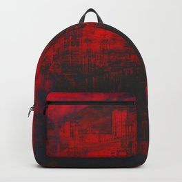 Cave 01 / Passion for You / wonderful world 06-11-16 Backpack