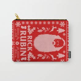 Ugly Sweater / Rick Rubin Carry-All Pouch