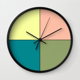 Katy Wall Clock