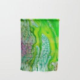 Histology of Abstract Wall Hanging