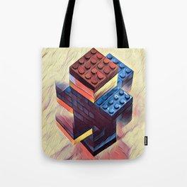 Legoman Tote Bag