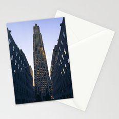 Rockefeller Stationery Cards