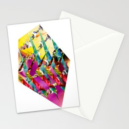 Back Again  Stationery Cards