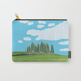 Tuscan Memories II Carry-All Pouch