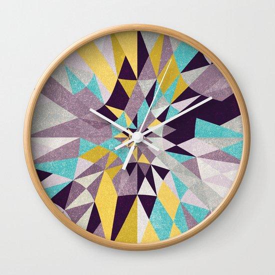 blow Wall Clock