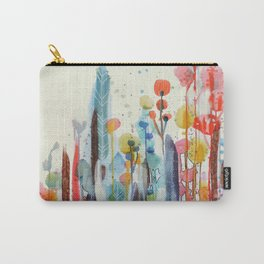 petit jardin 2 Carry-All Pouch